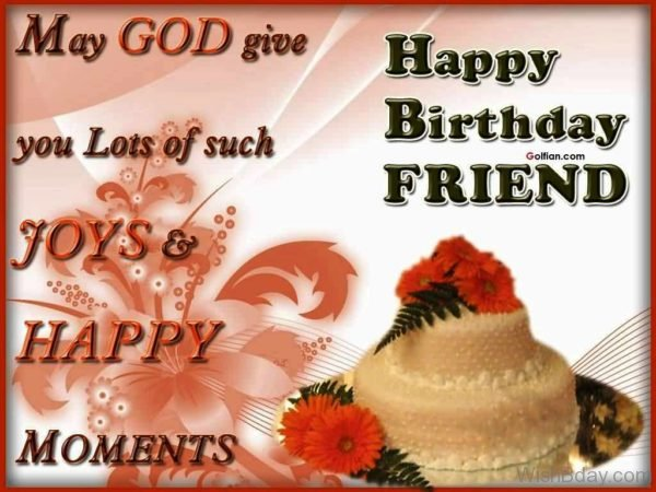May God Give You Lots Of Such Joys And Happy Moments