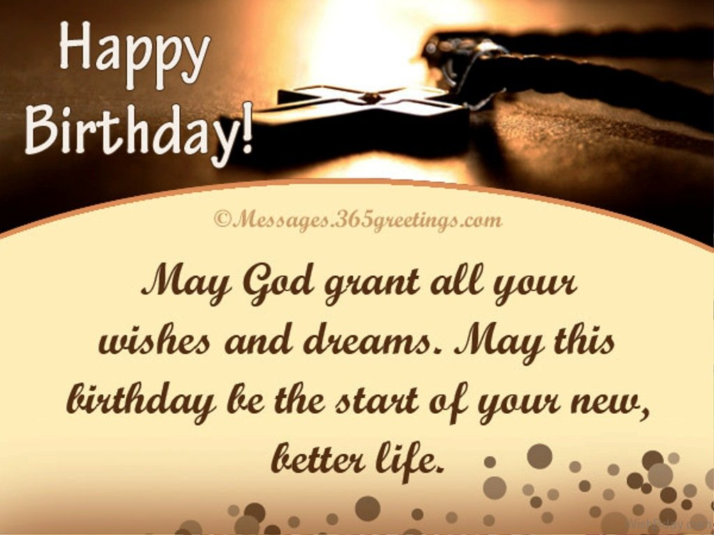 14 Spiritual Birthday Wishes