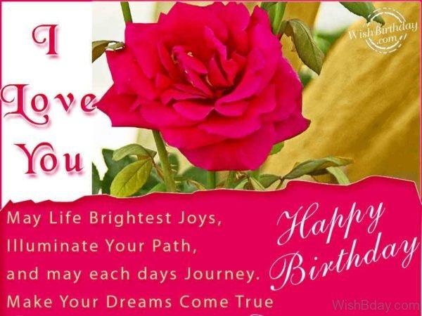 May Life Brightest Joys