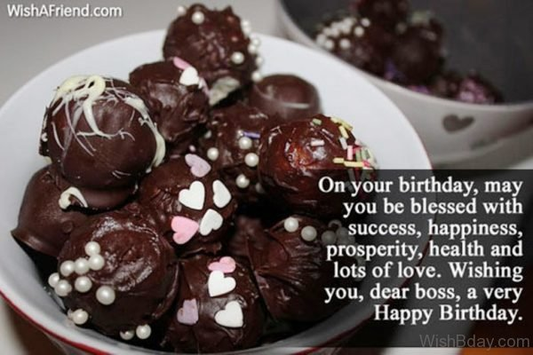 May You Be Blessed With Success