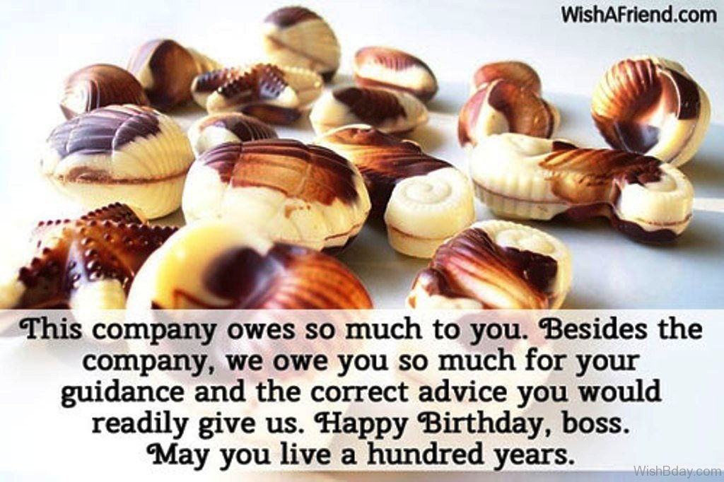 38 Birthday Wishes For Boss – Happy Birthday Greetings to Boss