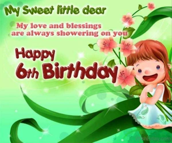 My Sweet Little Dear