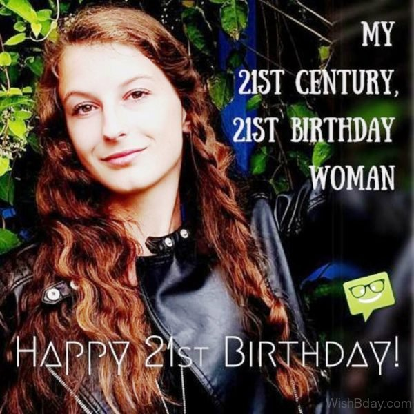 My Twenty First Century Woman