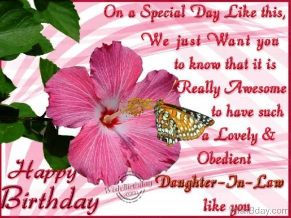 On This Special Day Like This 1