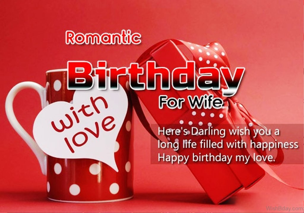 how to wish my wife birtday