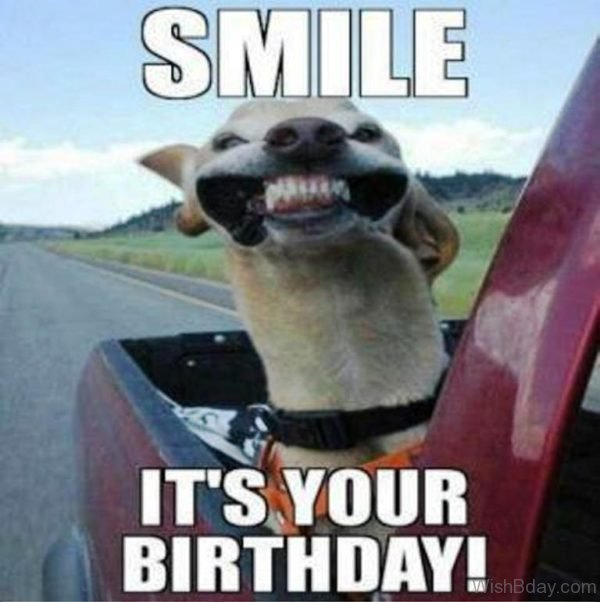 Smile Its Your Birthday 1