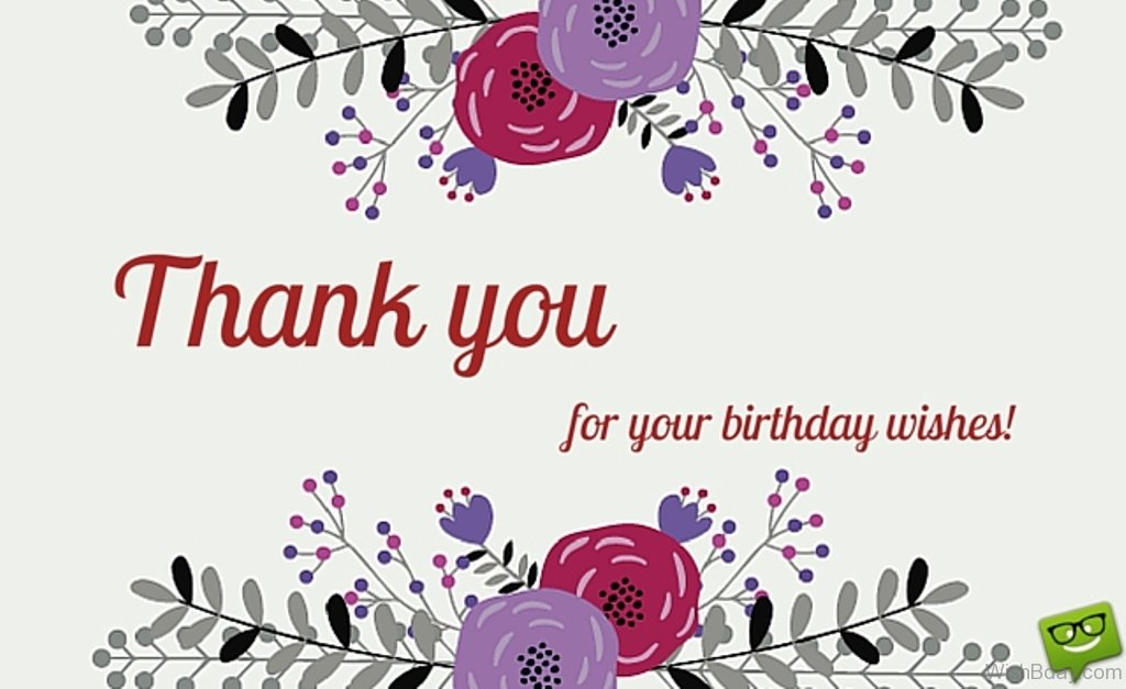 43 thank you for the birthday wishes thank you for the birthday wishes m4hsunfo