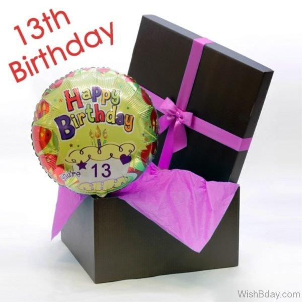 Thirteen Birthday Wishes 1