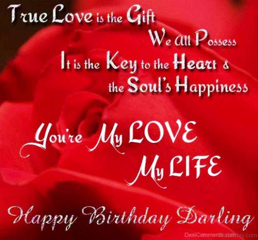 True Love Is The Gift