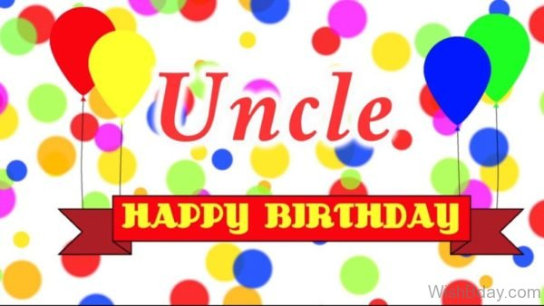 Uncle Happy Birthday Wishes