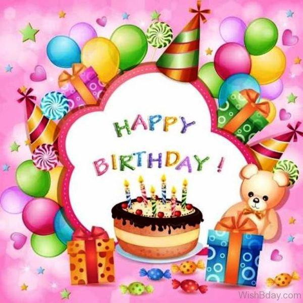 Wish Happy Birthday