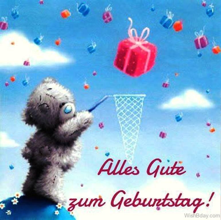 26 german birthday wishes