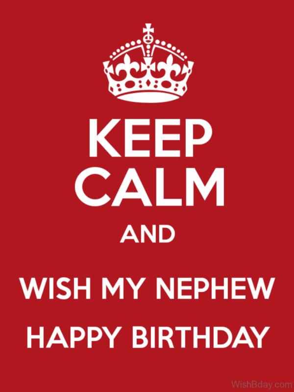 Wish My Nephew Happy Birthday