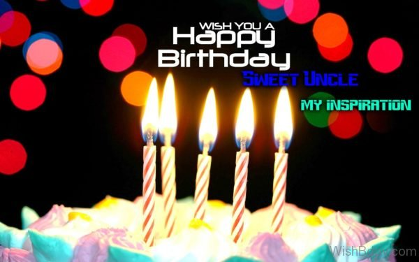 Wish You A Happy Birthday Sweet Uncle