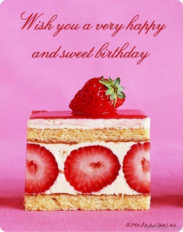 Wish You A Very Happy Birthday 1