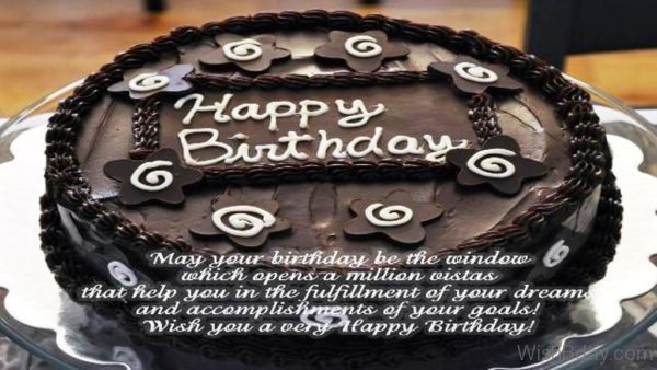 Wish You A Very Happy Birthday Dear