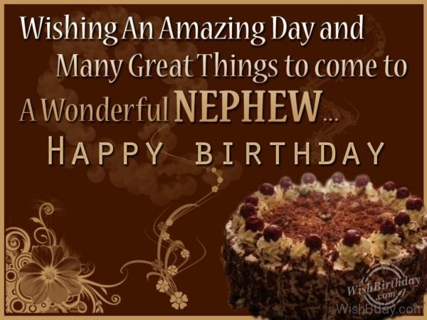 Wishing An Amazing Day