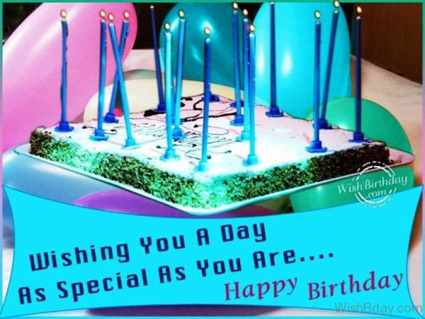 Wishing You A Day As Special As You Are