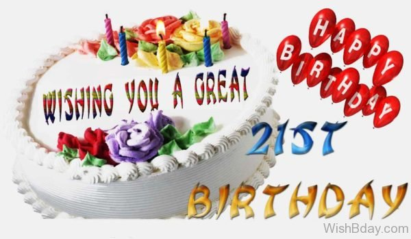 Wishing You A Great Birthday