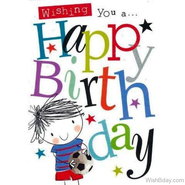 Wishing You A Happy Birthday 2
