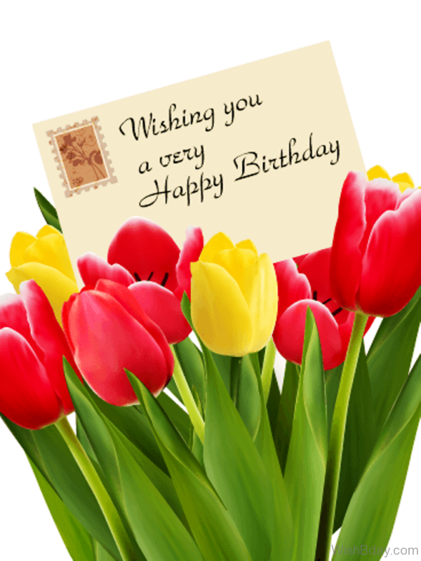Wishing You A Very Happy Birthday Image