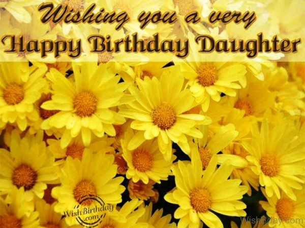 Wishing You A Very Happy Birthday Step Daughter