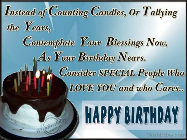 Wishing You Happiest Birthday