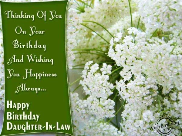 Wishing You Happiness Always 1