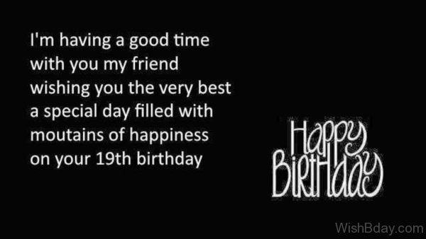 Wishing You The very Best A Special Day 2