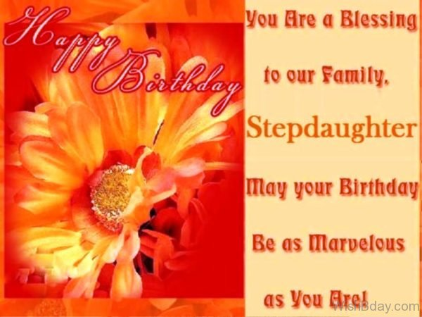 You Are A Blessing To Our Family 4