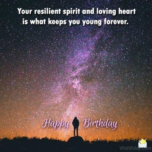 Your Resilent Spirit