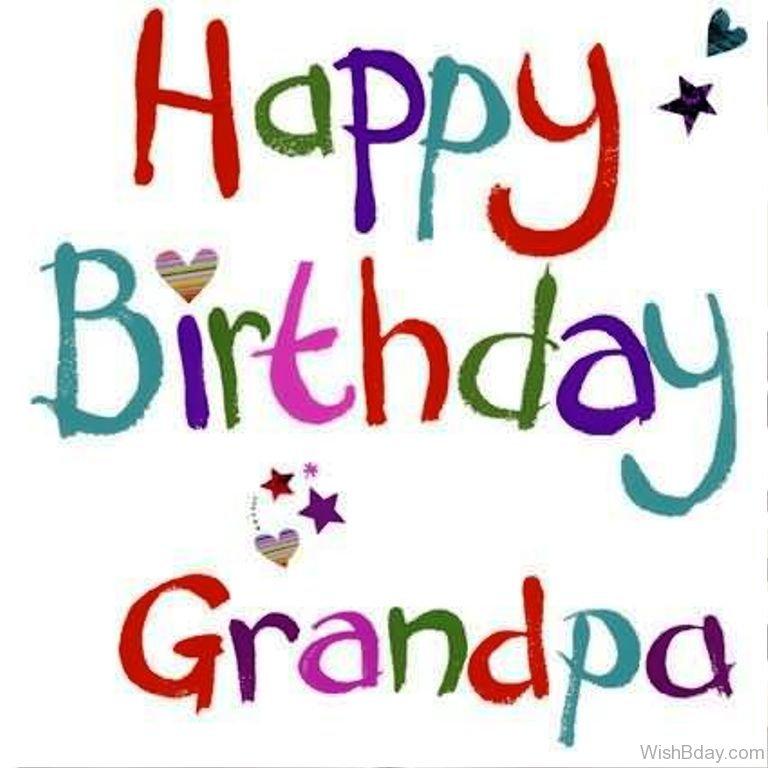 79 Happy Birthday Grandfather Happy Birthday Wishes To Grandfather