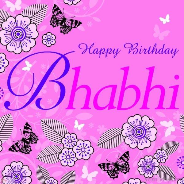 Happy Birthday Bhabhi Nice Picture