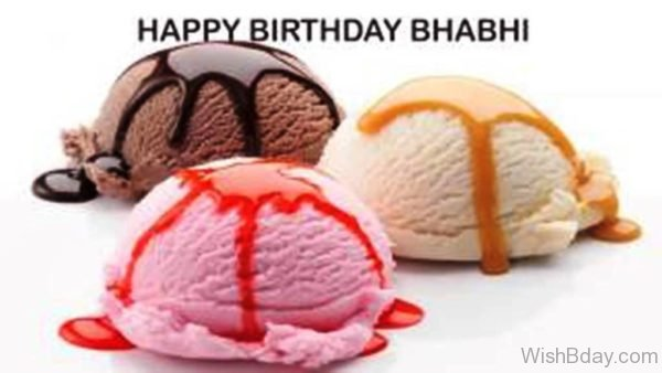 Happy Birthday Bhabhi Wishes