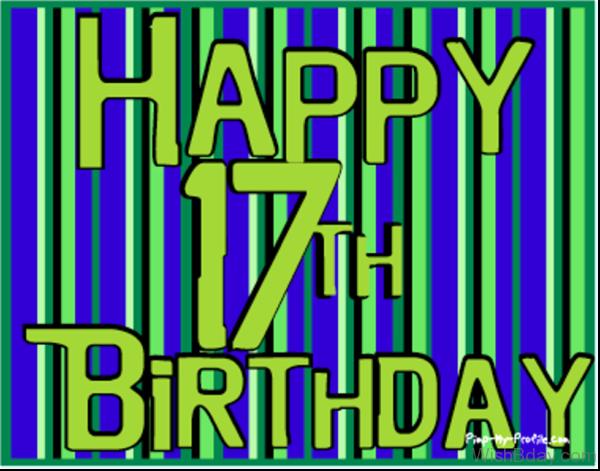 Happy Birthday Dear 1