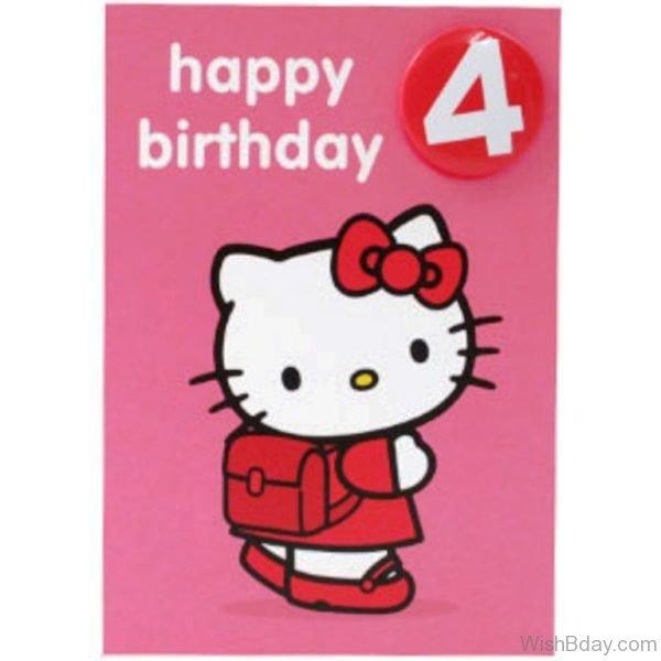 Happy Birthday Dear 9