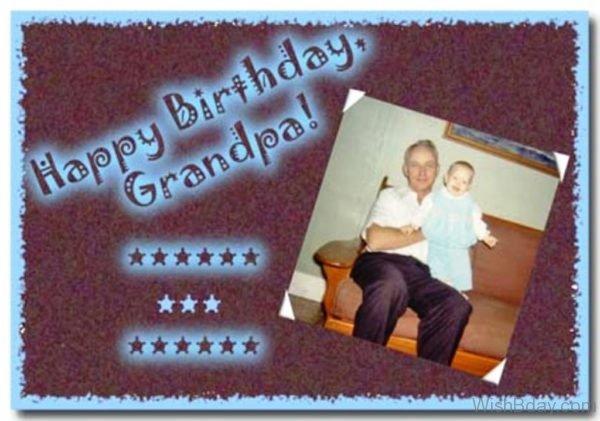 Happy Birthday Dear Grandpa