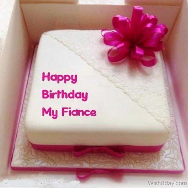 Happy Birthday Fiance Nice Image