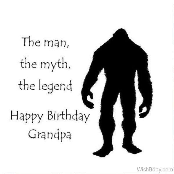 Happy Birthday Grandpa Happy Birthday