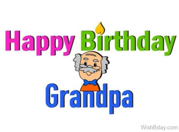 Happy Birthday Grandpa Pic