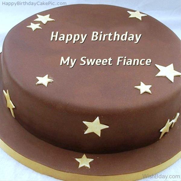 Happy Birthday My Sweet Fiance