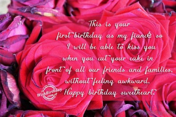 Happy Birthday Sweetheart