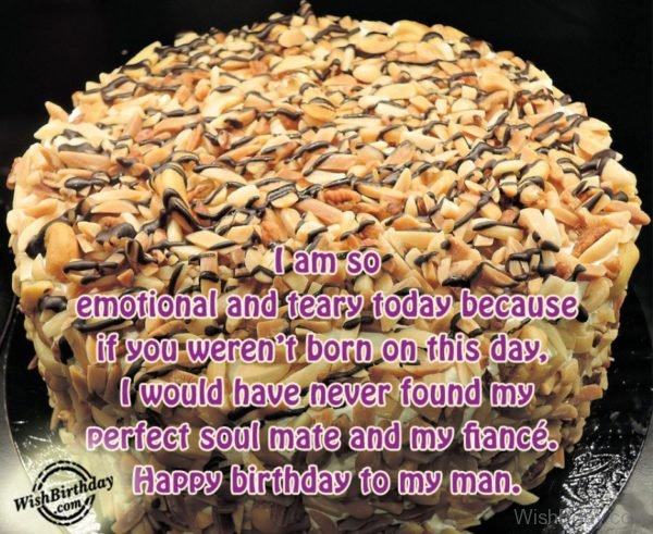 Happy Birthday To My Man