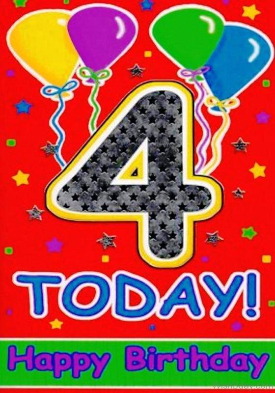 Happy Birthday Today Image