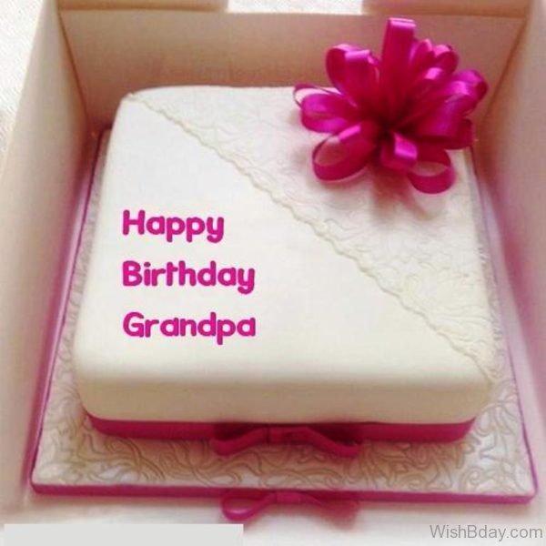 Happy Birthday With Cake 4