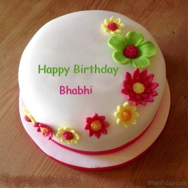 Happy Birthday With Cake 7
