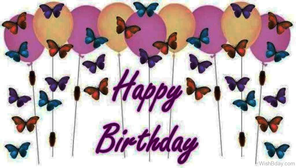 Image result for butterflies happy birthday