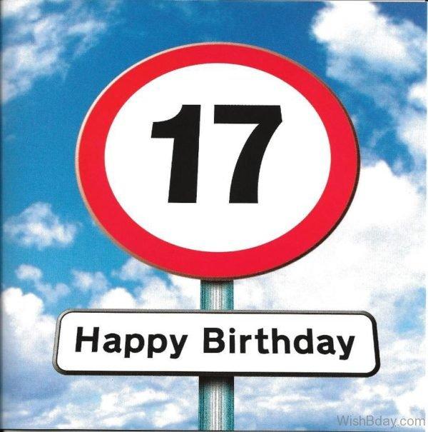 Happy Seventeen Birthday