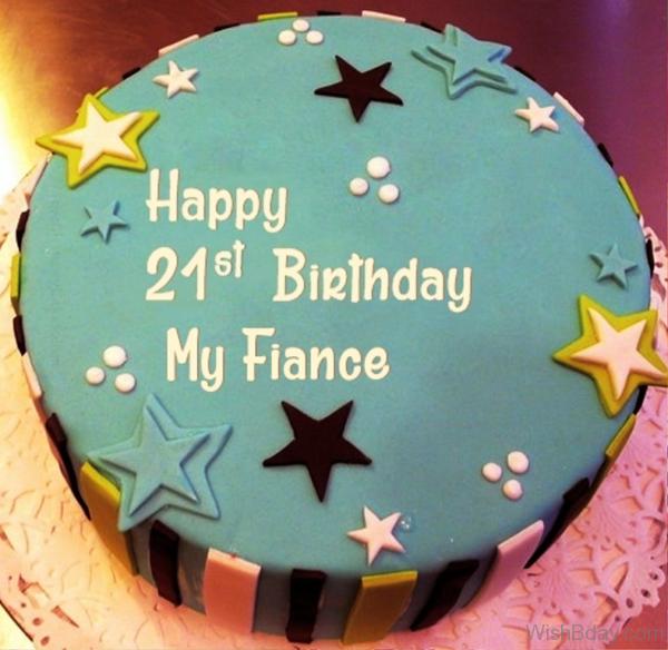 Happy Twenty First Birthday My Fiance