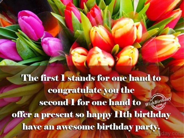 Have An Awesome Birthday Party